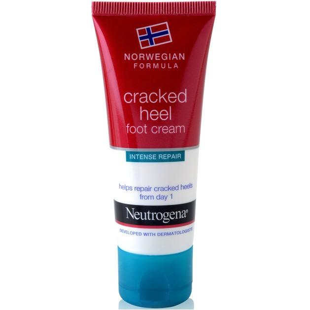 Neutrogena Craked HeelFoot CreamΚρέμα Ποδιών Εντατικής Ενυδάτωσης για Σκασμένες Φτέρνες50ml