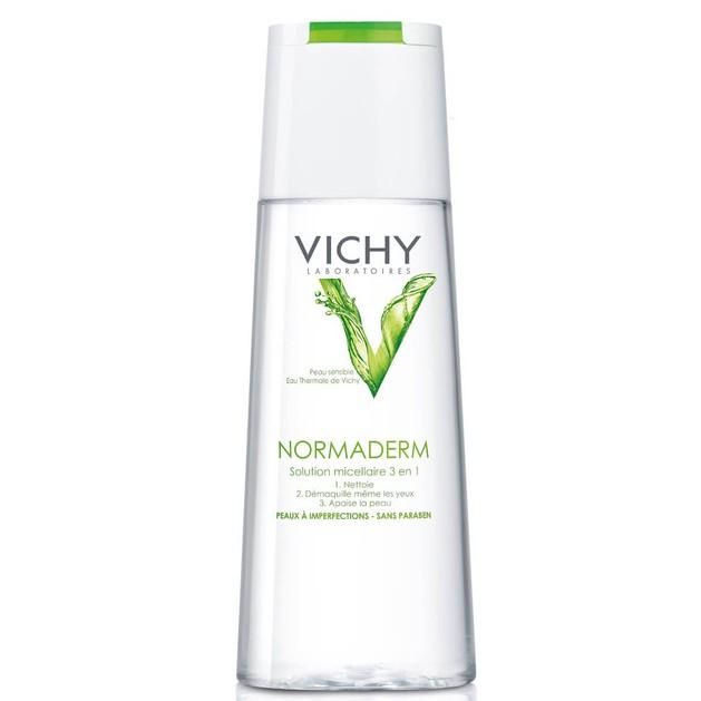 Vichy Normaderm Micellaire Λοσιόν Καθαρισμού 3 Σε 1