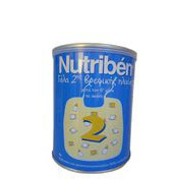 Nutriben 2 Γάλα Δεύτερης Βρεφικής Ηλικίας 400gr