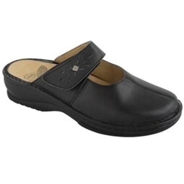 Dr Scholl Shoes Losille Μαύρες Γυναικείες Ανατομικές Παντόφλες, Χαρίζουν Σωστή Στάση & Φυσικό Χωρίς Πόνο Βάδισμα 1 Ζευγάρι