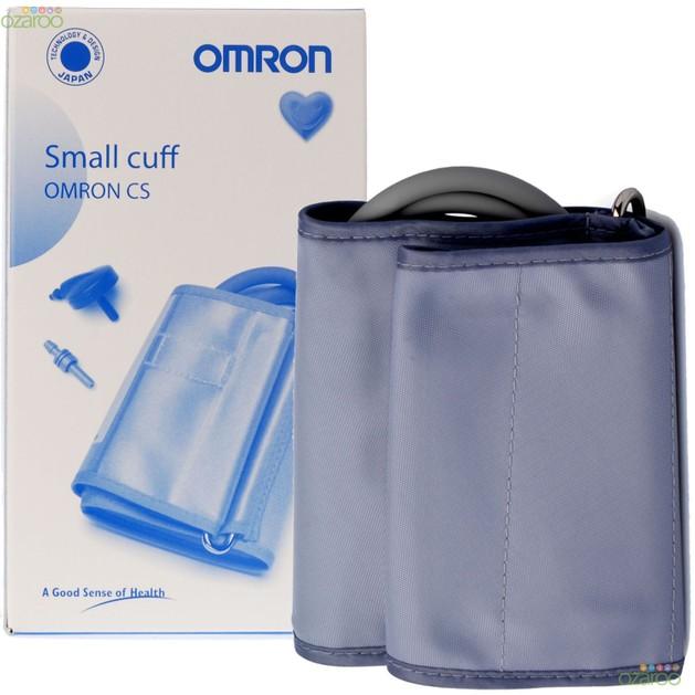 Omron Small Cuff CS2 Περιβραχιόνιο σε Μικρό Μέγεθος Κατάλληλο για Παιδιά 17-22cm
