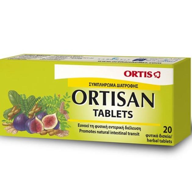 Ortis Ortisan 20 tabs