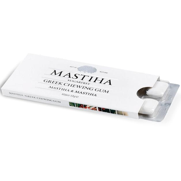 PharmaQ Mastiha Οδοντότσικλες Φυσικής Μαστίχας Χίου 10pcs