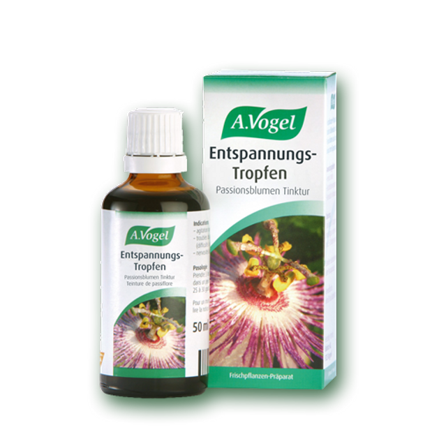 A.Vogel Passiflora Entspannungs-Tropfen 50ml