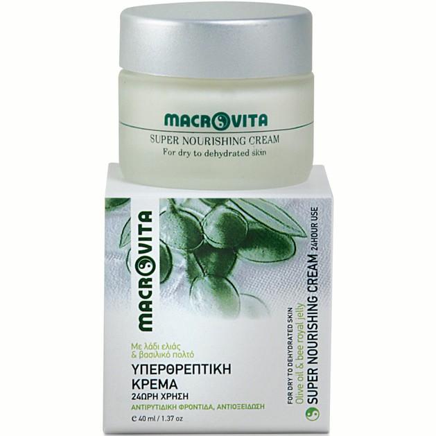 Macrovita Super Nourishing Cream 40ml
