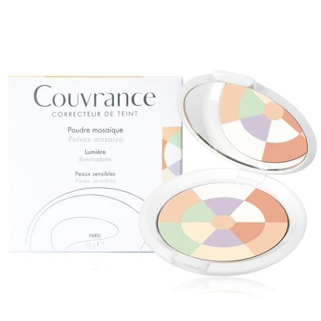 Avene Couvrance Lumiere Mosaic Powder Πολύχρωμη Πούδρα Λάμψης, 10gr