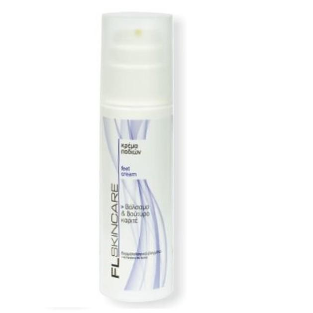FL Products Feet Cream Κρέμα Ποδιών 150ml
