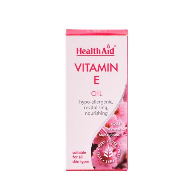 Health Aid Vitamin E Oil 50ml