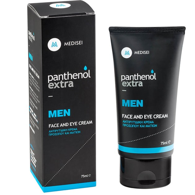 Medisei Panthenol Extra Men Face & Eye Cream 75ml