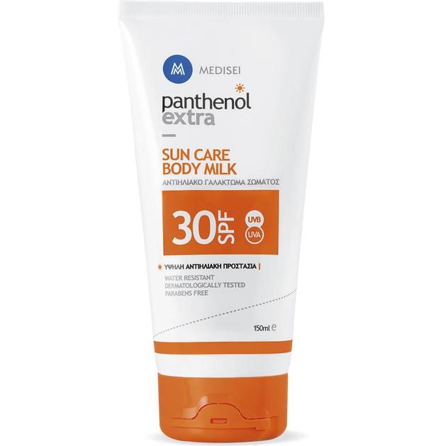 Medisei Panthenol Extra Sun Care Body Milk Spf30, 150ml
