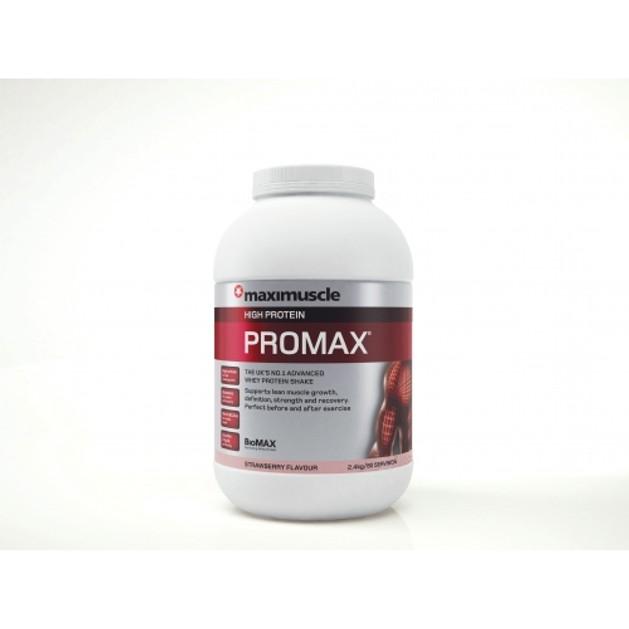 Maximuscle Promax Ευκολόπεπτη Πρωτεΐνη Ορρού Γάλακτος 2.4kg