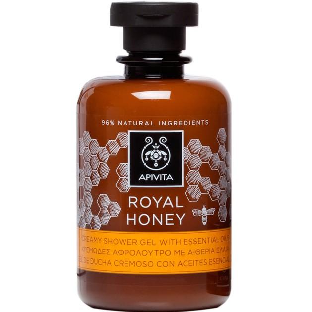 Δώρο Apivita Royal Honey Shower Gel με Αιθέρια Έλαια & Μέλι για Τόνωση & Αναζωογόνηση 20ml