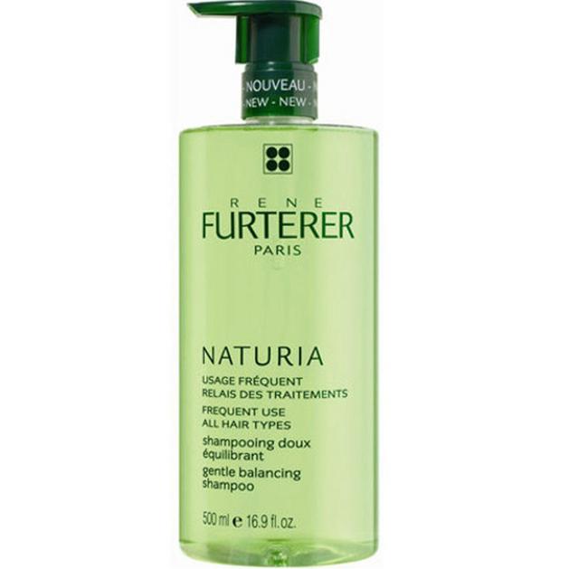 Rene Furterer Naturia Shampoo Απαλό Εξισορροπιστικό Σαμπουάν500ml