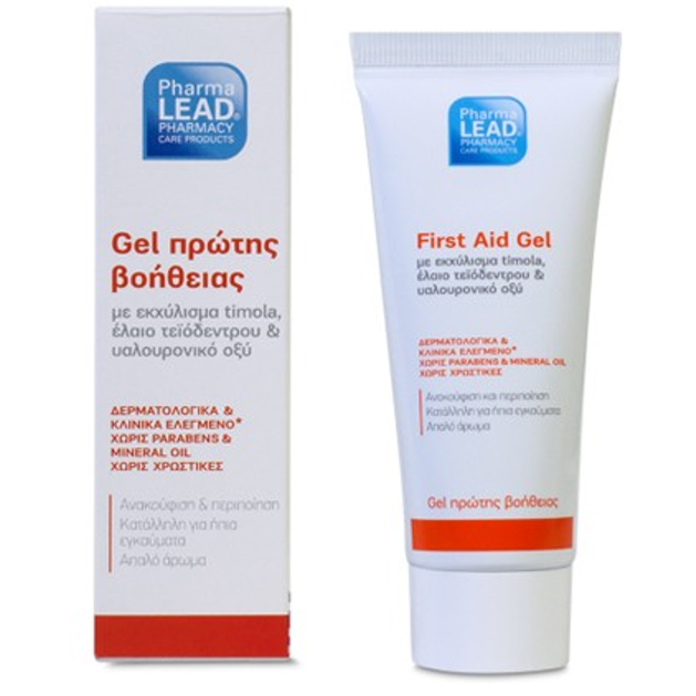 Pharmalead First Aid Gel 50ml