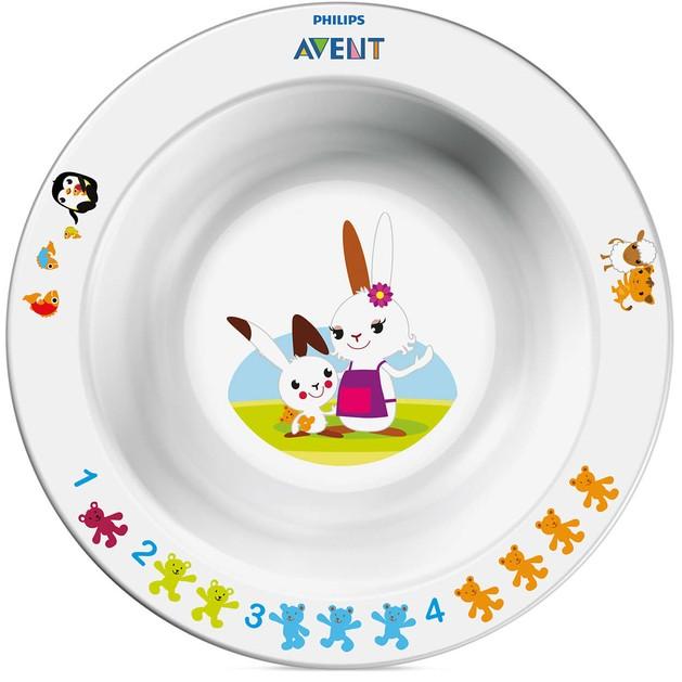 Avent Μικρό Μπολ για Νήπια 6 Μηνών+ 1τεμάχιο SCF706/00