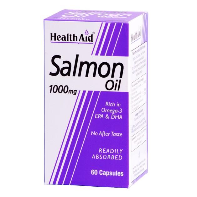 Health Aid Salmon Oil Freshwater 1000mg 60caps