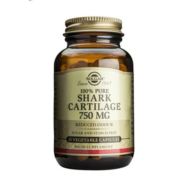 Solgar Shark Cartilage 750mg veg.caps