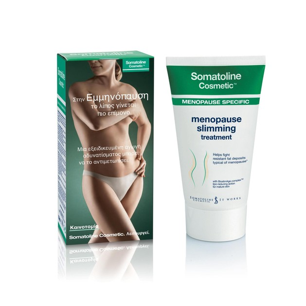 Somatoline Cosmetics Αγωγή Αδυνατίσματος Εμμηνόπαυση 150ml