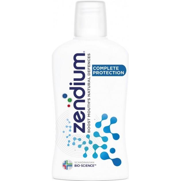 Zendium Complete Protection Mouthwash Στοματικό Διάλυμα που Ενισχύει τη Φυσική Άμυνα του Στόματος 500ml