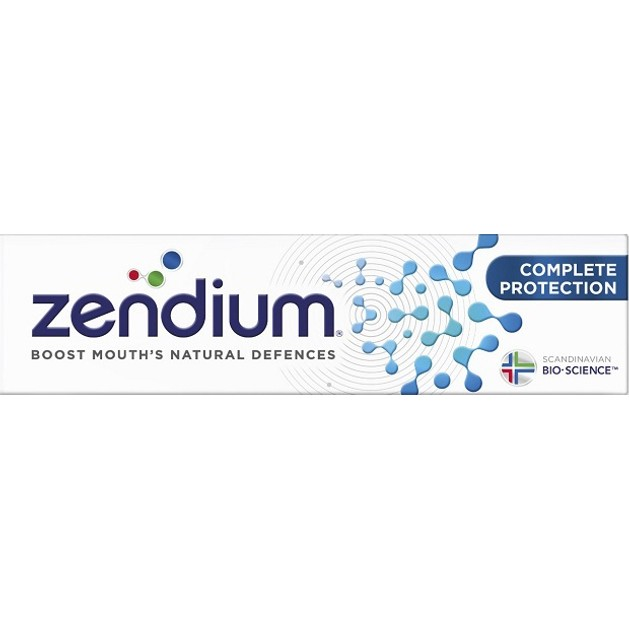 Zendium Complete Protection Οδοντόκρεμα Ολικής Προστασίας 75ml