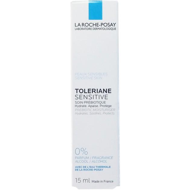 Δώρο La Roche-Posay Toleriane Sensitive Prebiotic Moisturizer Ενυδατική Φροντίδα με Πρεβιοτικά για την Ευαίσθητη Επιδερμίδα 15ml