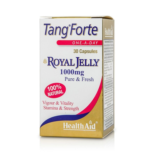 Health Aid Tang Forte Royal Jelly 1000mg 30caps