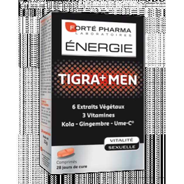 Energy Tigra+Men 28Caps - FORTE PHARMA
