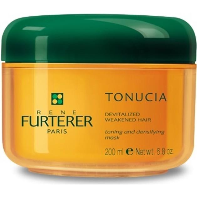 Rene Furterer Tonucia Masque Tonus Redensif. Pot  Μάσκα Τόνωσης & Πυκνότητας για Άτονα & Κουρασμένα Μαλλιά 200 ml