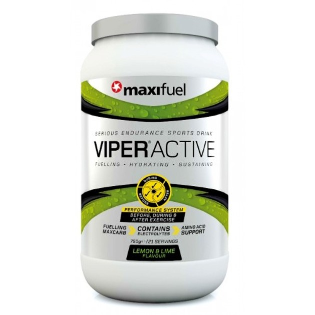 Maximuscle Viper Active Ενέργεια Και Επανυδάτωση 750g