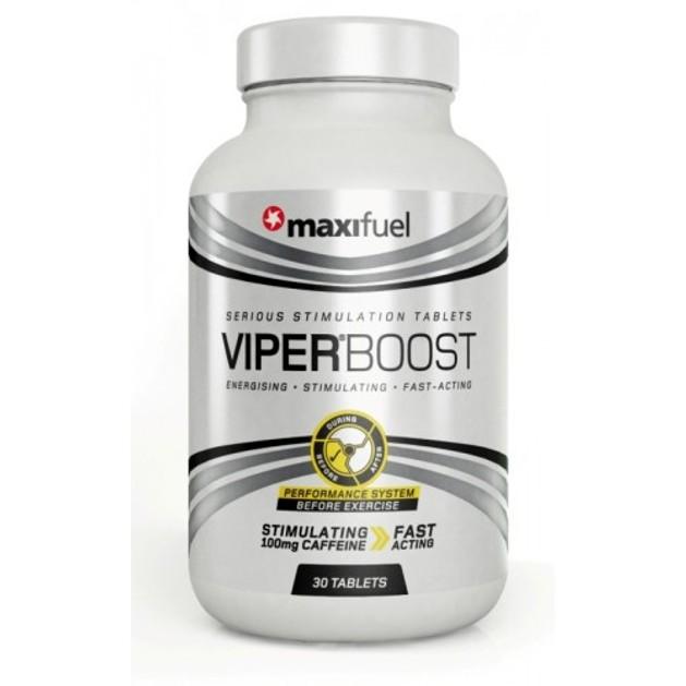 Maximuscle Viper Boost φυσική και πνευματική ενίσχυση 30Caps