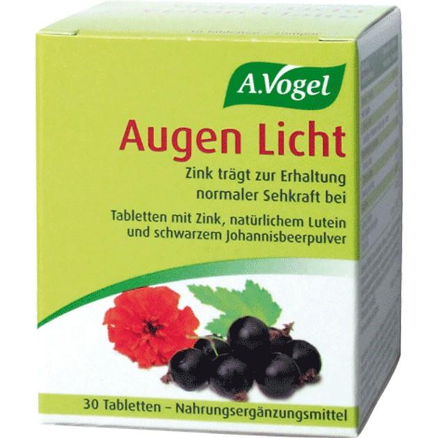 A.Vogel Vision Complex Συμπλήρωμα Διατροφής για την Διατήρηση της Υγείας των Ματιών 30tabs