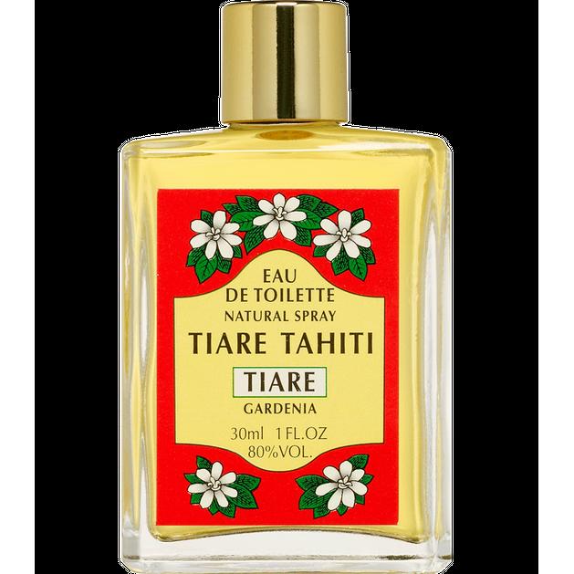 Monoi Tiki Eau De Toilette Natural Tiare Tahiti Gardenia Άρωμα Γαρδένιας 30ml