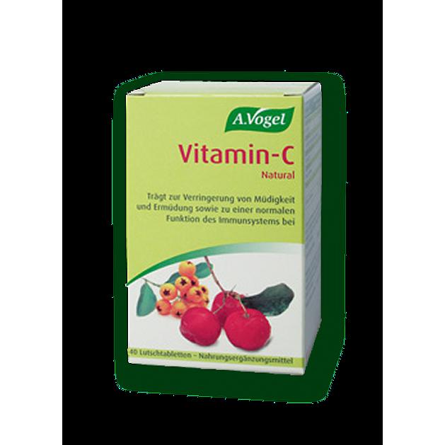 A.Vogel Vitamin-C Απορροφήσιμη Βιταμίνη C Από Φρέσκια Ασερόλα 40 tabs