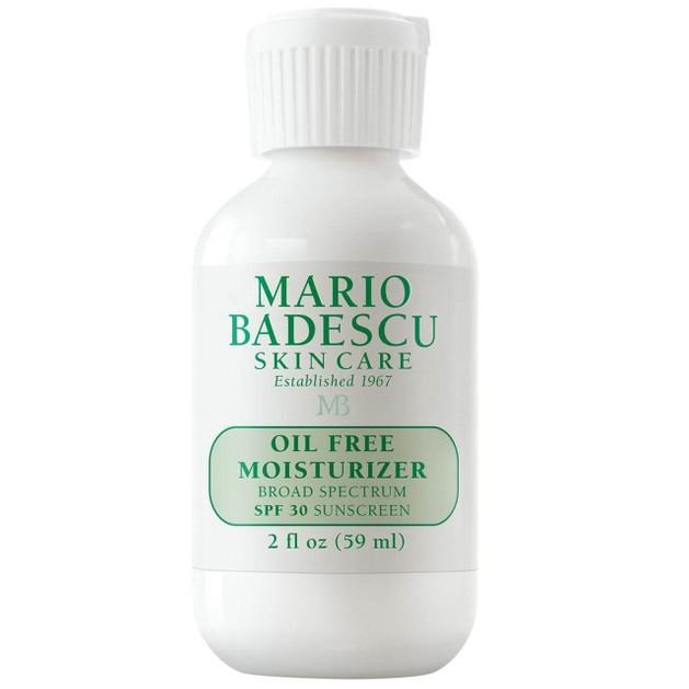 Mario Badescu Oil Free Moisturizer Spf30 μη Λιπαρή Ενυδατική Κρέμα Λεπτόρρευστης Υφής 59ml