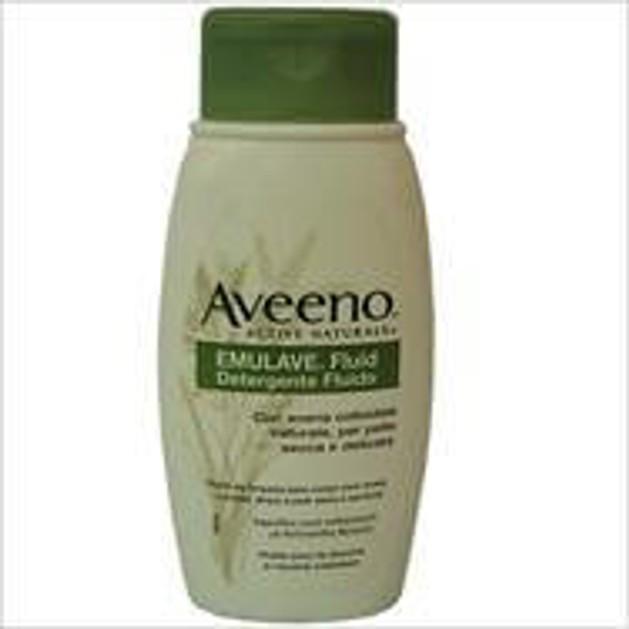 Aveeno Αφρώδες Υγρό Καθαρισμού Προσώπου Και Σώματος Emulave Fluid