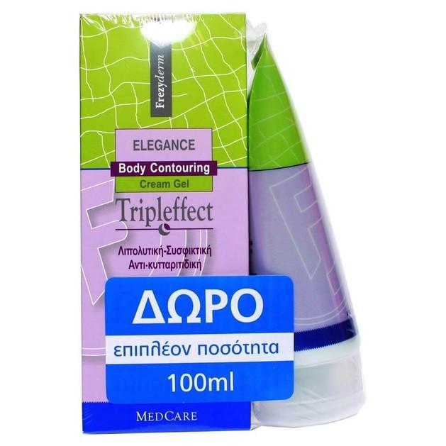 Frezyderm Tripleffect Cream Gel 150ml + Δώρο Επιπλέον Ποσότητα 100ml