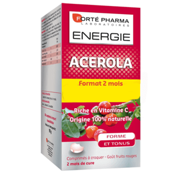 Forte Pharma Energy Acerola 60Tabs