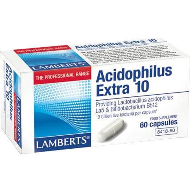 Acidophilus Extra 10 - Lamberts