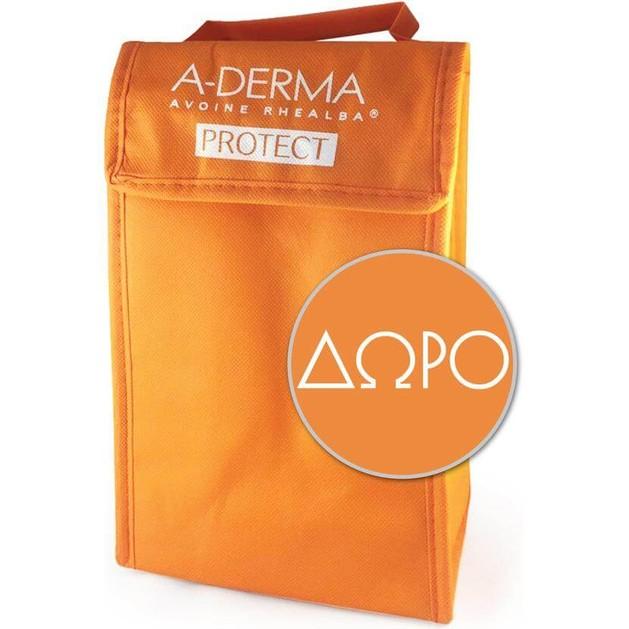 ΔΩΡΟ A-Derma Protect Cooler Bag με το A-Derma Protect Kids Spray Enfant Spf50+ Παιδικό Αντηλιακό Σπρέι Πολύ Υψηλής Προστασίας