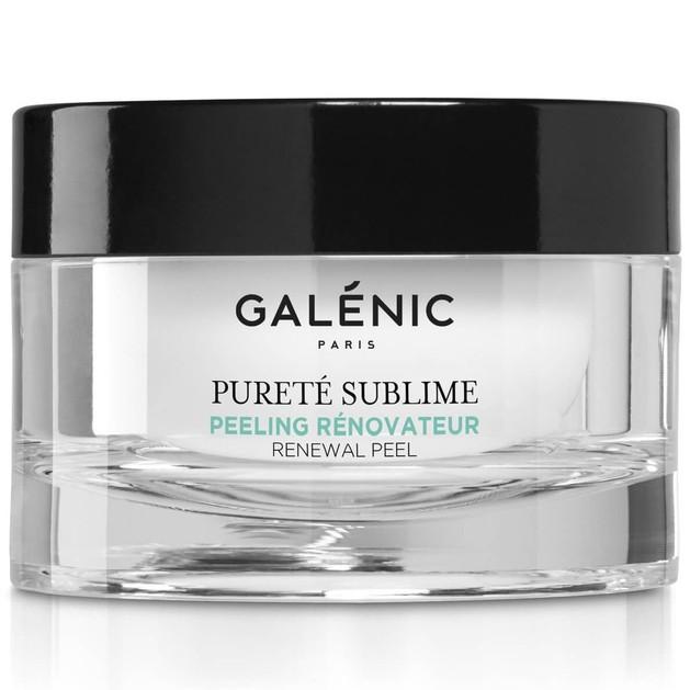 Galenic Purete Sublime Renewal Peel Πλούσια Κρέμα Peeling Ανανέωσης & Βελτίωσης της Ποιότητας της Επιδερμίδας 50ml