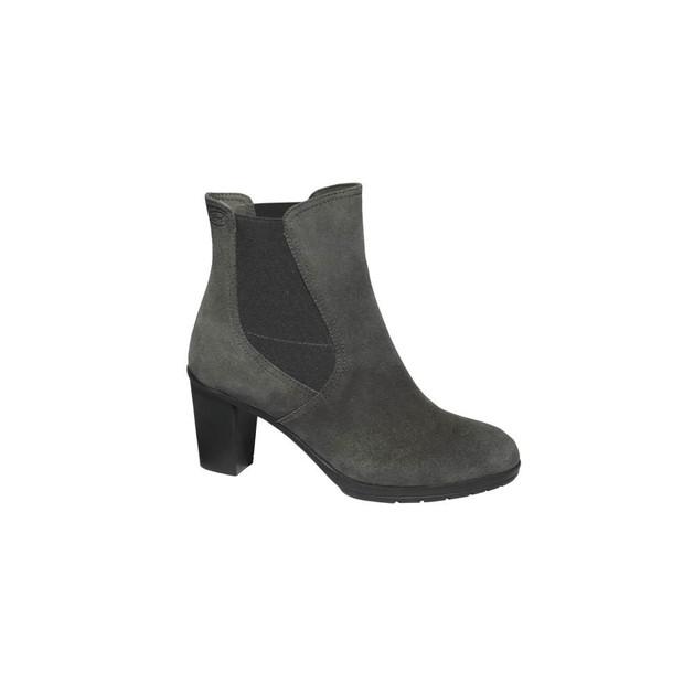 Scholl Shoes Adhare 2.0 Dark Grey Γυναικείο Παπούτσι Σκούρο Γκρί  1 Ζευγάρι