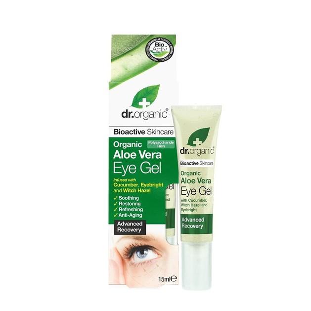 Dr.Organic Organic Aloe Vera Eye Gel 15ml