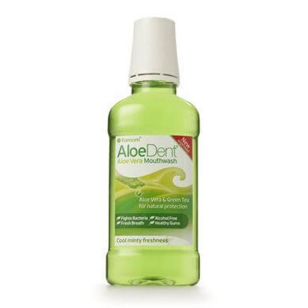 Optima Aloe Dent Mouthwash Προστασίας Της Στοματικής Κοιλότητας 250ml