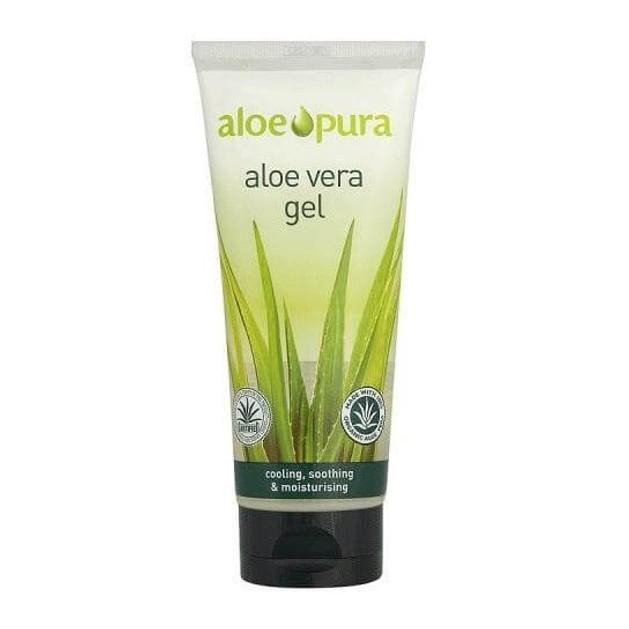Optima Organic Aloe Vera Gel Αποκατάσταση του Ξηρού και Κατεστραμμένου Δέρματος 200ml