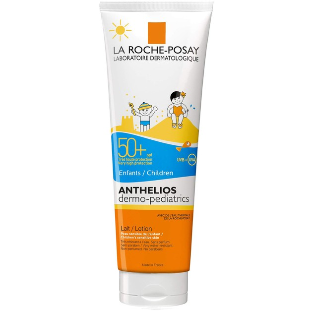 La Roche-Posay Travel Size Anthelios Dermo-Pediatrics Spf50+ Παιδικό Αντηλιακό Γαλάκτωμα 100ml
