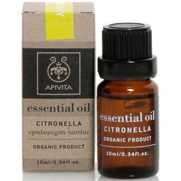Apivita Essential Oil Citronella Σιτρονέλλα 10ml