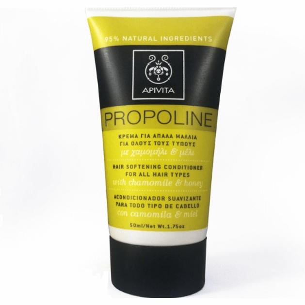 Apivita Propoline Mini Gentle Daily Conditioner With Chamomile & Honey 50ml