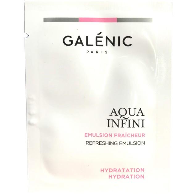 Δώρο Galenic Aqua infini - Emulsion Fraicheur Peaux Normales - Λεπτόρρευστη Κρέμα Δροσιάς 5ml
