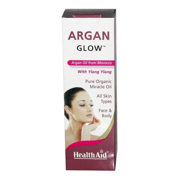 Health Aid Argan Oil για Δέρμα 60ml