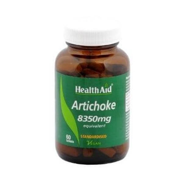 Health Aid Artichoke 8350mg 60tabs